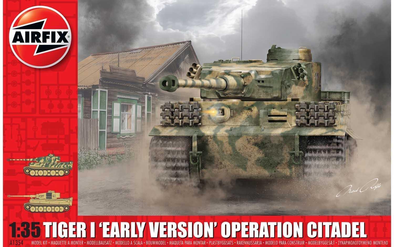 1:35 Tiger I (Early Version) ″Operation Citadel″