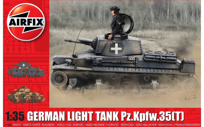 1:35 German Light Tank Pz.Kpfw.35(t)