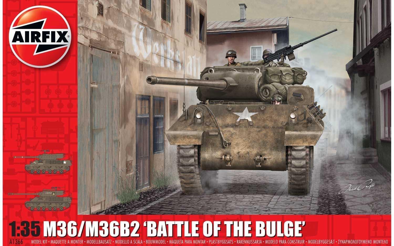 1:35 M36/M36B2 ″Battle of the Bulge″
