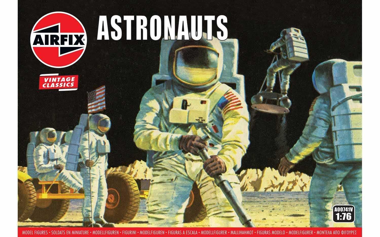 1:76 Astronauts (Classic Kit VINTAGE)