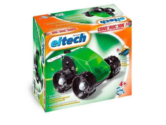 EITECH Beginner Set - C320 Sports Car