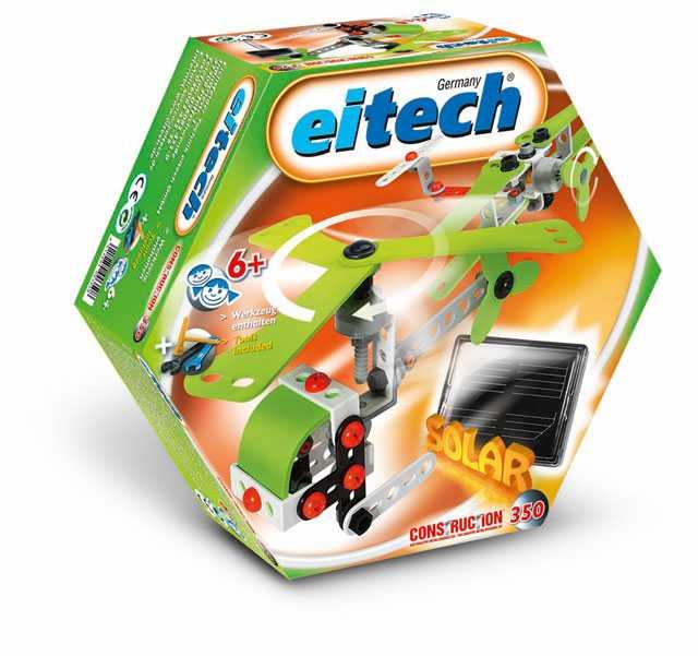 EITECH Beginner Set - C350 - Solar Set Helicopter / Aircraft