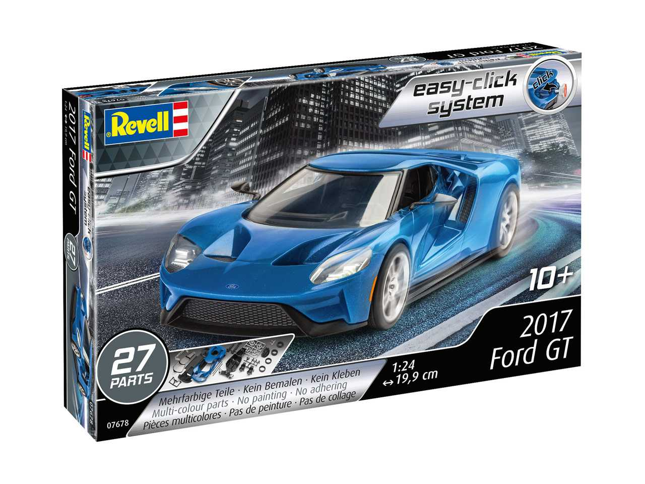 1:24 Ford GT 2017 (Easy Click)
