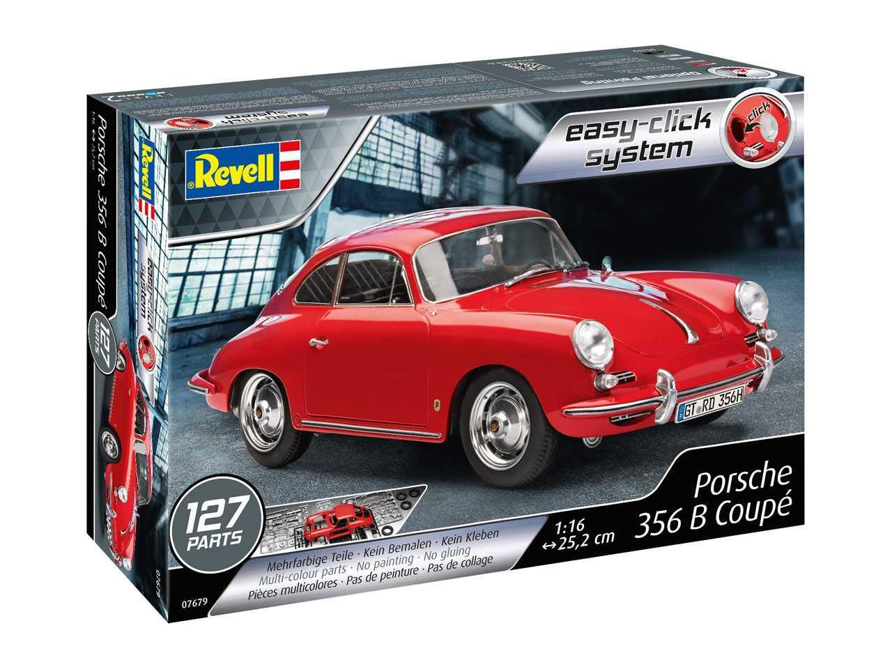 1:16 Porsche 356 B Coupe