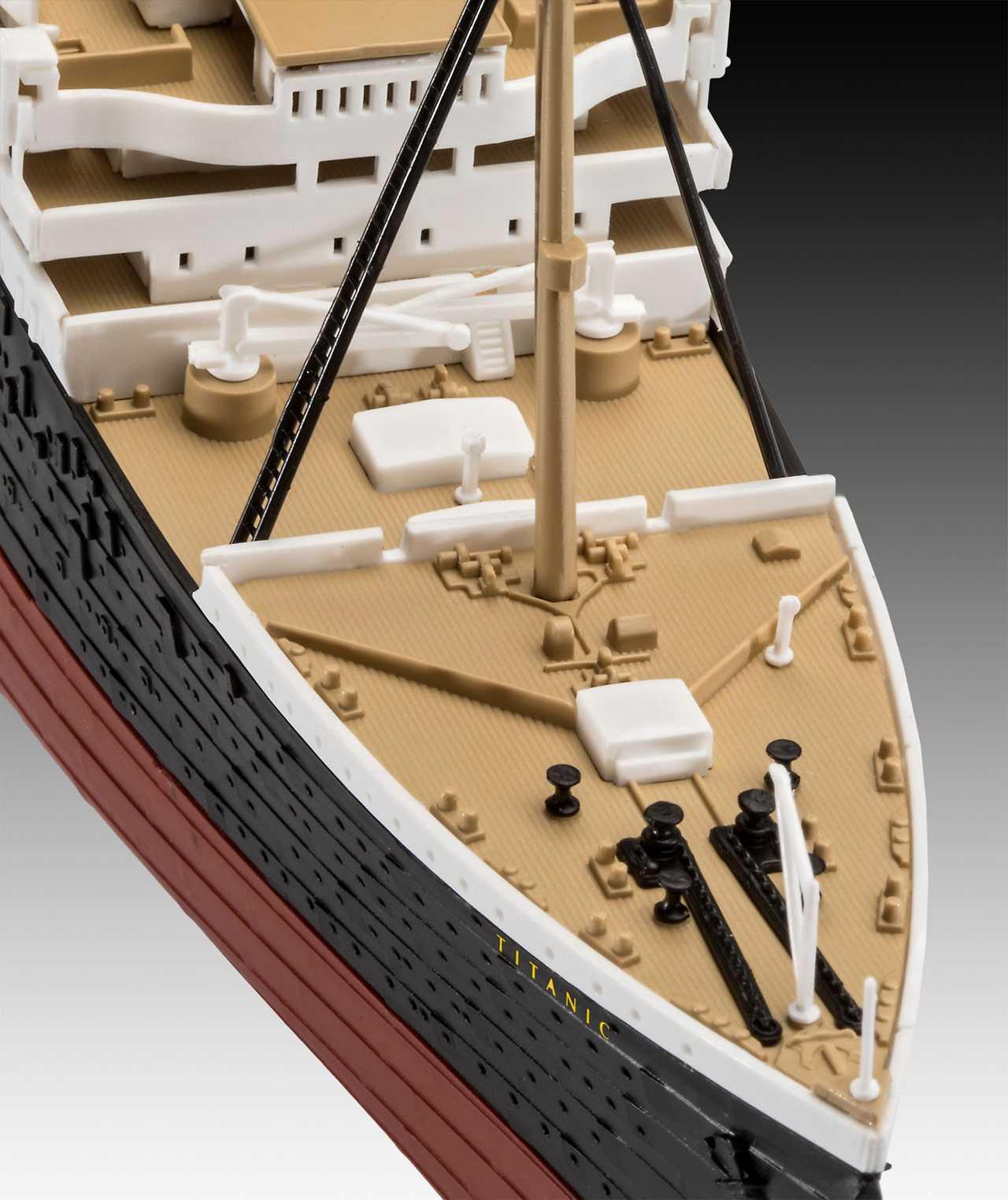 1:600 RMS Titanic (Easy-Click)