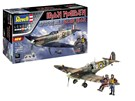 "Gift-Set letadlo 05688 - Spitfire Mk.II ""Aces High"" Iron Maiden (1:32)"