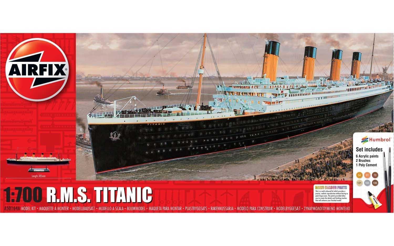 1:700 R.M.S. Titanic (Gift Set)