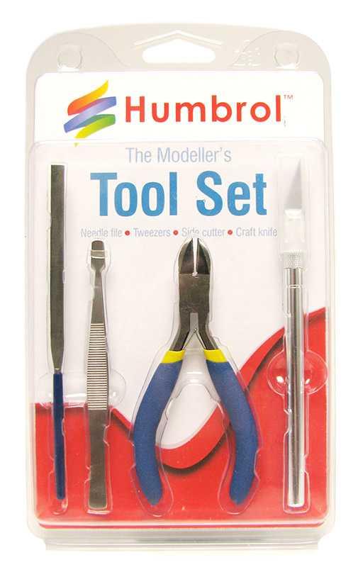 Humbrol Kit Modeller's Tool Set AG9150 - sada nářadí