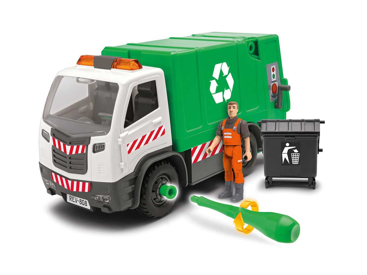 1:20 Garbage Truck (Junior Kit)