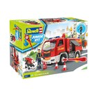 Junior Kit auto 00819 - Firetruck with figure (1:20)