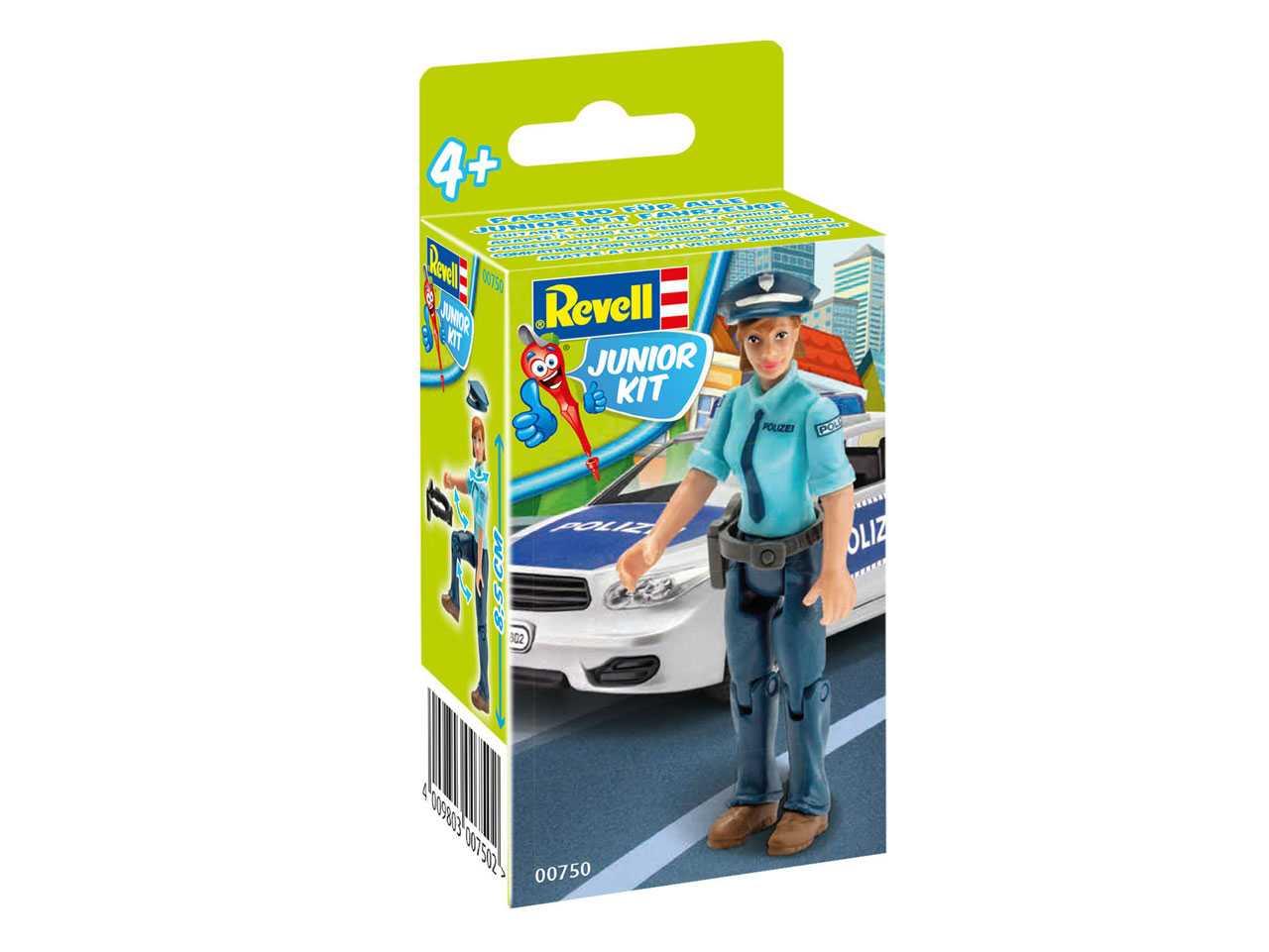 1:20 Police Woman (Junior Kit)