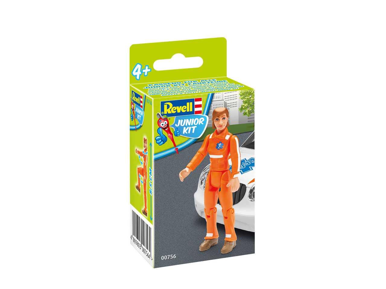 Junior Kit figurka 00756 - Doctor (female) (1:20)