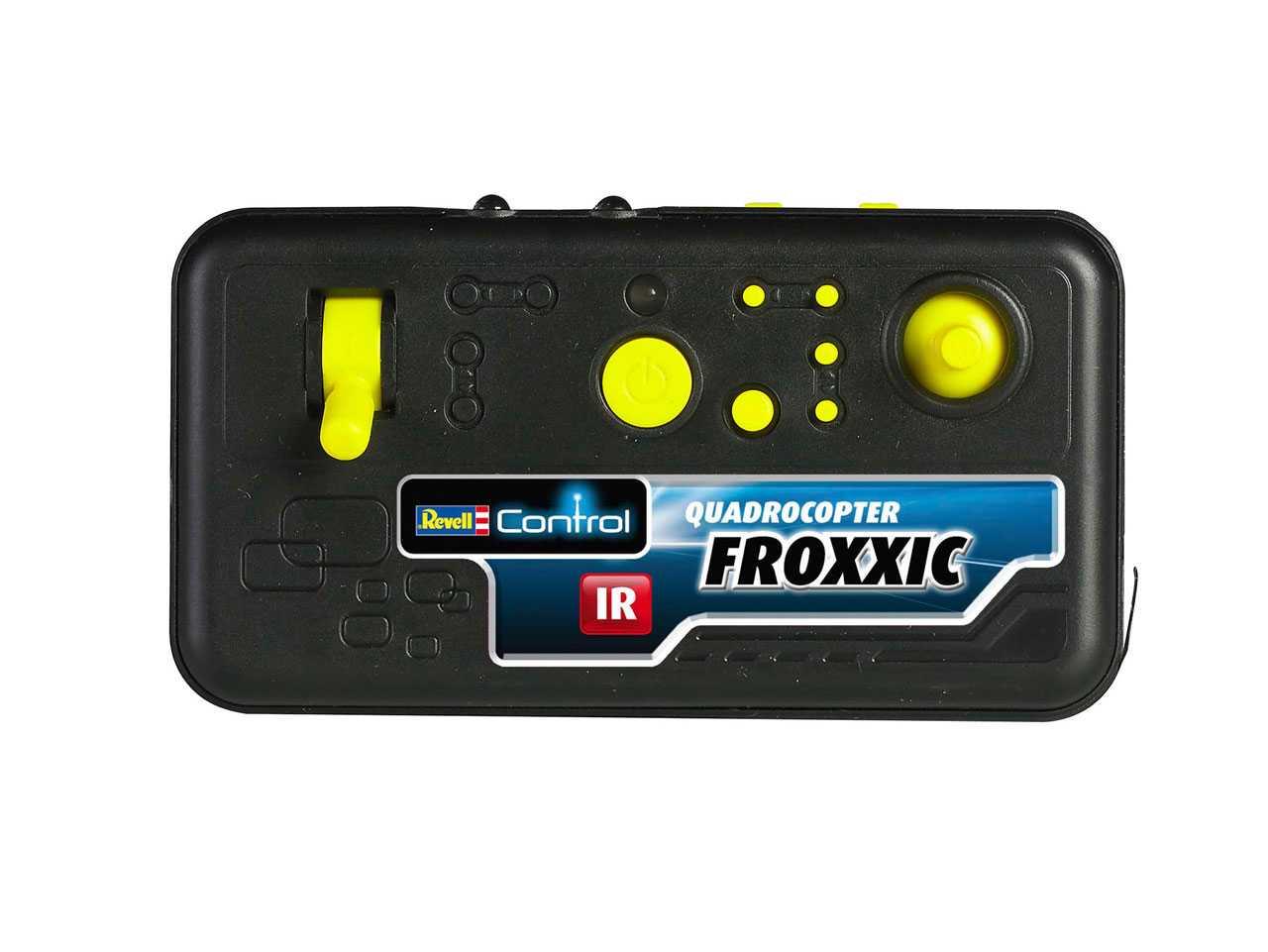Kvadrokoptéra Revell Froxxic (zelená)