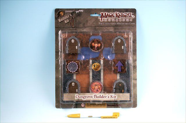 MK DUNGEON BUILDERS KIT