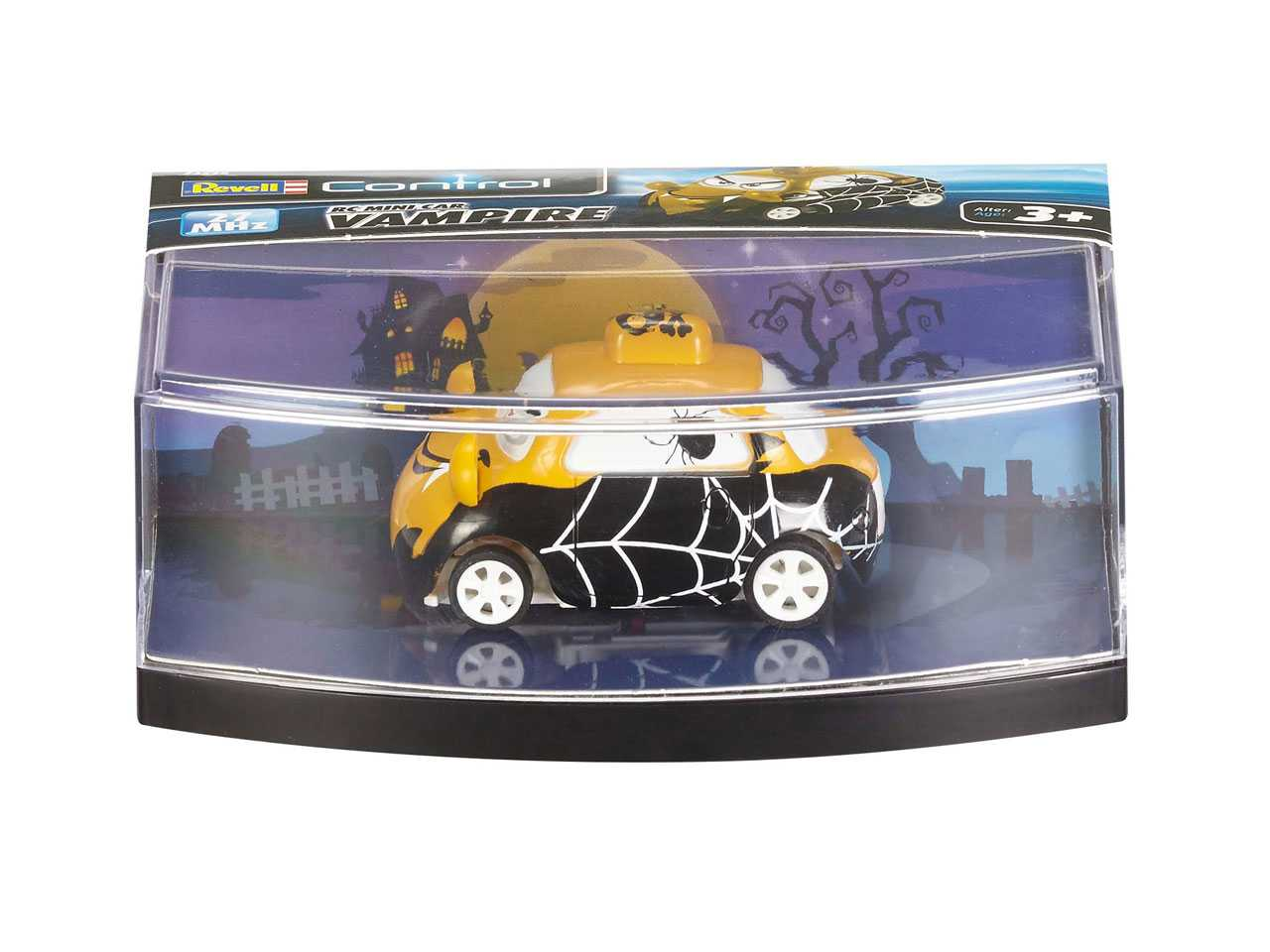 Mini RC autíčko Revell Vampire 27MHz