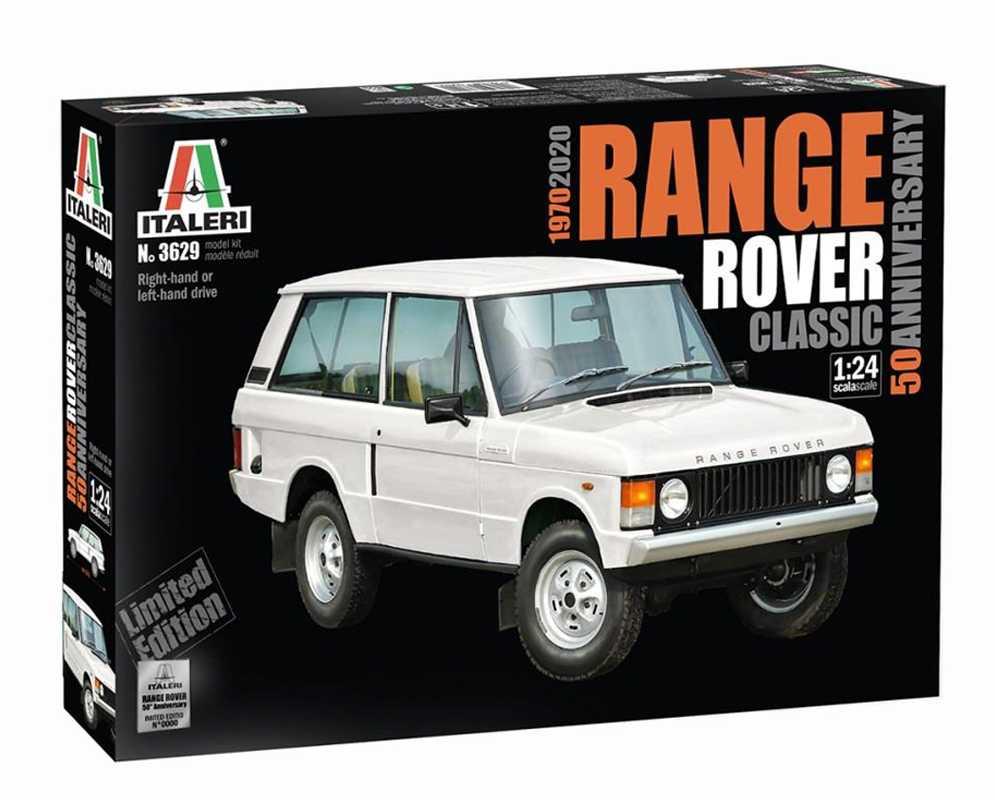 1:24 Range Rover Classic (50th Anniversary)
