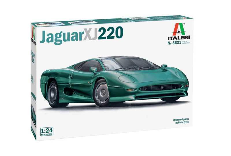 1:24 Jaguar XJ220