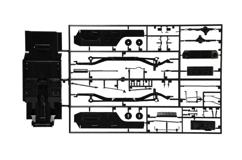 1:24 Mercedes-Benz G230