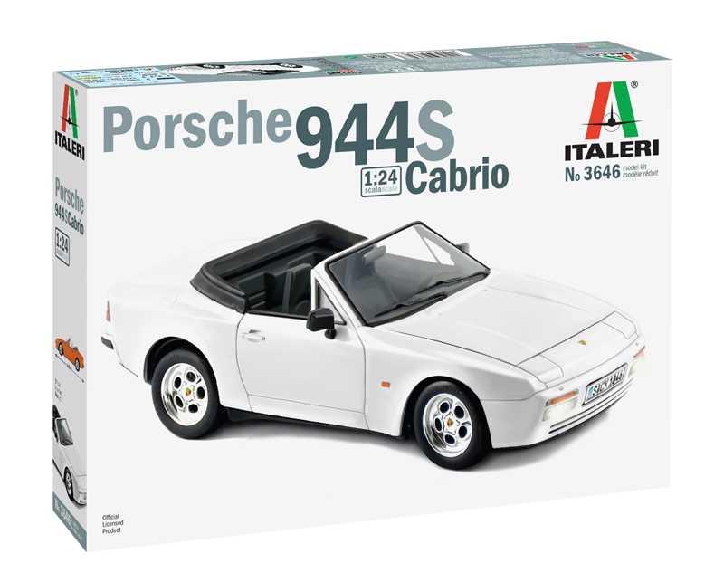 1:24 Porsche 944 S Cabrio