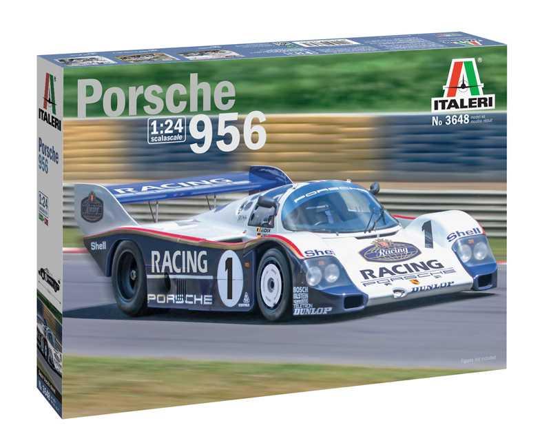View Product - 1:24 Porsche 956