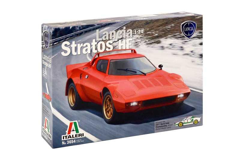 1:24 Lancia Stratos HF