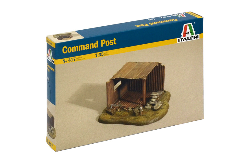 1:35 Command Post