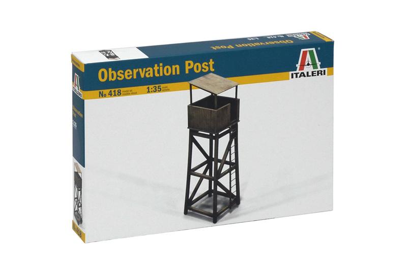 1:35 Observation post