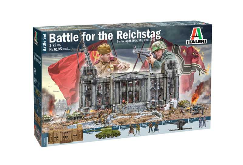1:72 Berlin 1945: Battle for the Reichstag