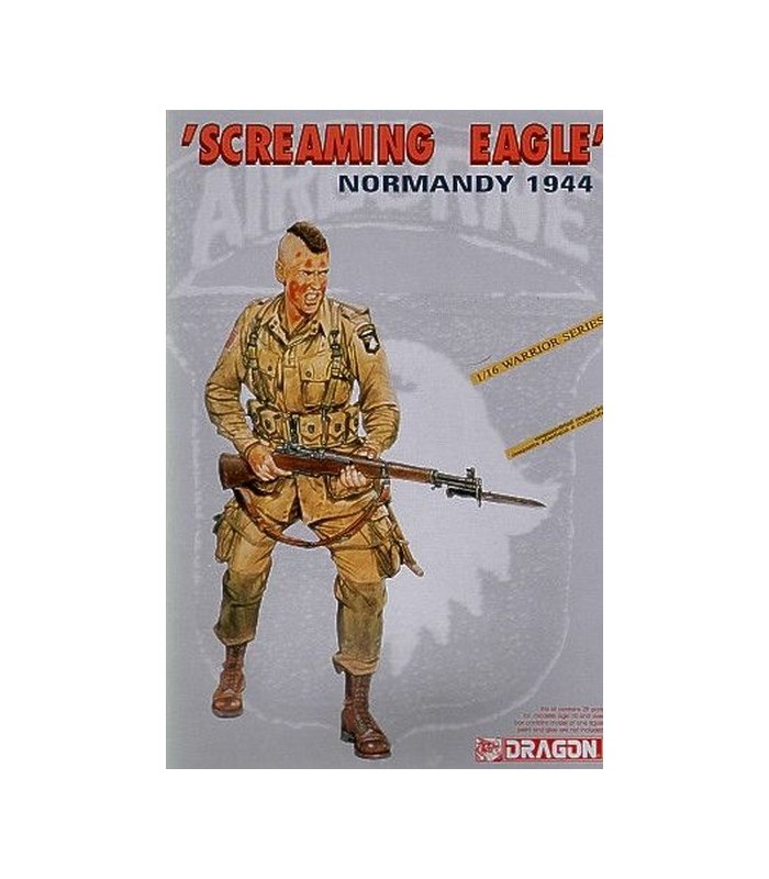 1:16 Screaming Eagle, Normandy, 1944