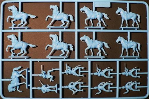 1:72 Union Cavalry (American Civil War)
