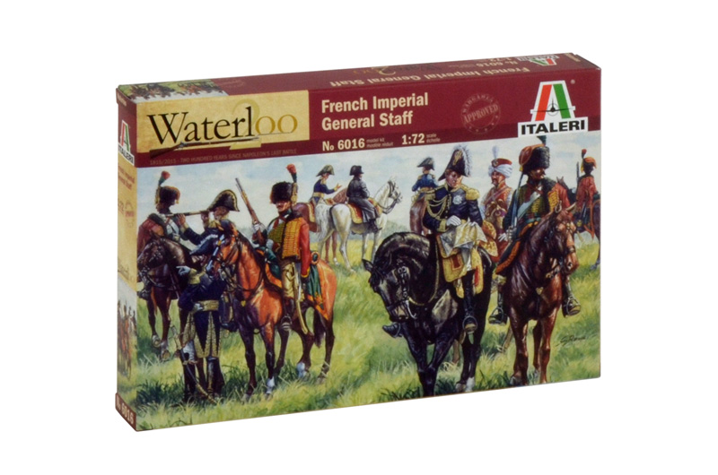 1:72 French Imperial General Staff (Napoleon Wars)