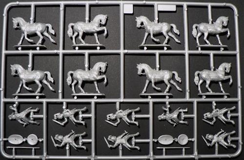1:72 Roman Cavalry (I–II Century B.C.)
