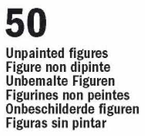 Italeri figurky - francouzská cizinecká legie (1:72)