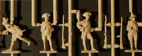 1:72 American Infantry (American Independence War)