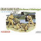 Model Kit figurky 6094 - GRAN SASSO RAID (1:35)