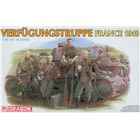 Model Kit figurky 6309 - VERF�GUNGSTRUPPE (FRANCE 1940) (1:35)