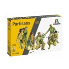 Model Kit figurky 6556 - Partisans (1:35)