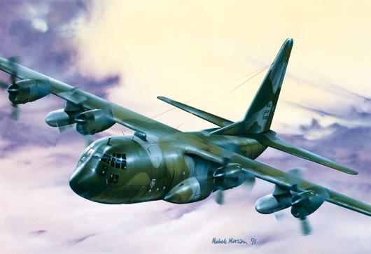 1:72 C-130 Hercules E/H