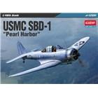 Model Kit letadlo 12331 - USMC SBD-1