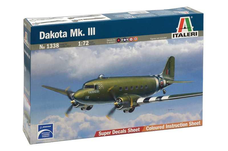 Náhled produktu - 1:72 Dakota Mk.III