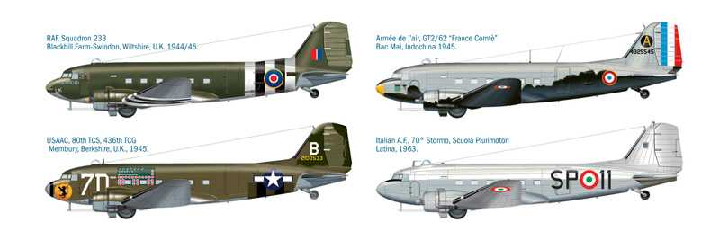 1:72 Dakota Mk.III