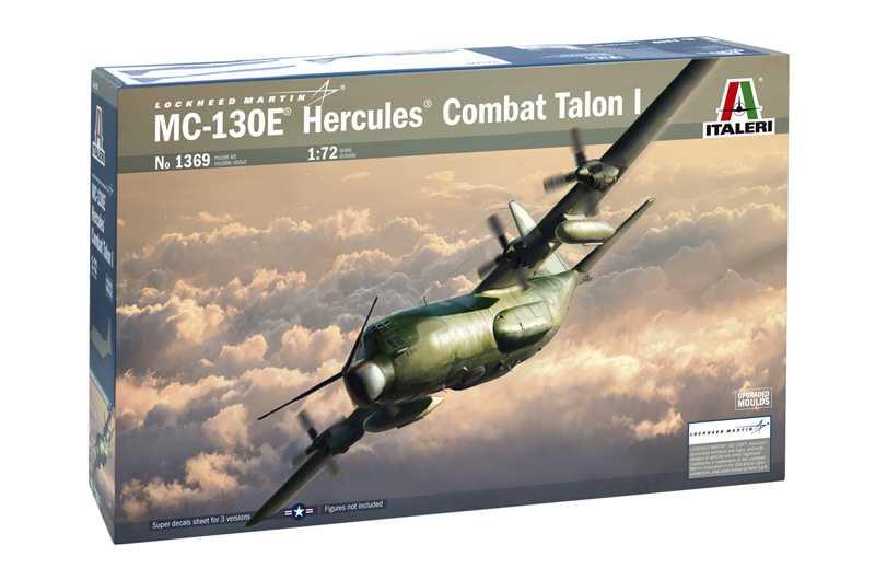 1:72 Lockheed MC-130E Hercules Combat Talon I