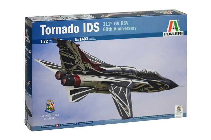 View Product - 1:72 Panavia Tornado IDS - 311° GV RSV (60th Anniversary)