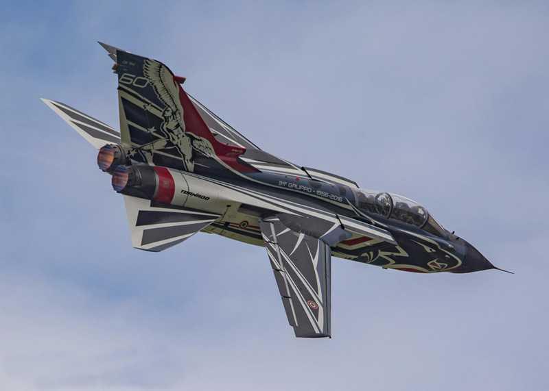 1:72 Panavia Tornado IDS - 311° GV RSV (60th Anniversary)