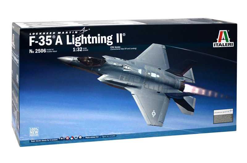 1:32 Lockeed Martin F-35A Lightning II