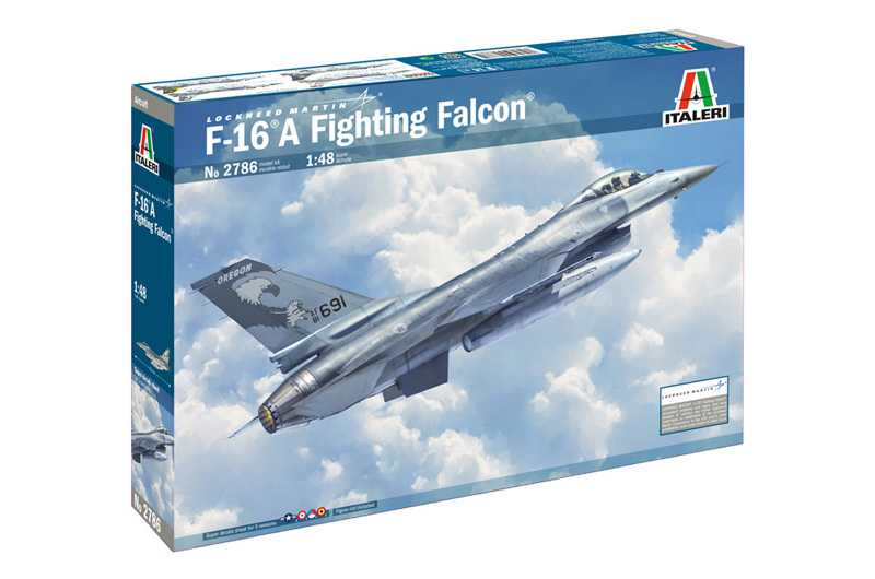 1:48 Lockheed Martin F-16A Fighting Falcon