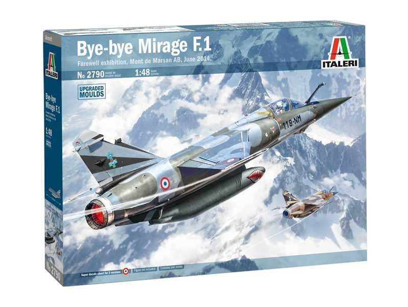 1:48 Mirage F1