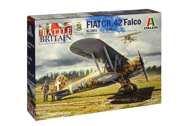 1:48 Fiat CR.42 Falco, Battle of Britain 80th Anniversary
