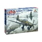 Model Kit letadlo 2807 - Ju-87B Stuka - Battle of Britain 80th Anniversary (1:48)