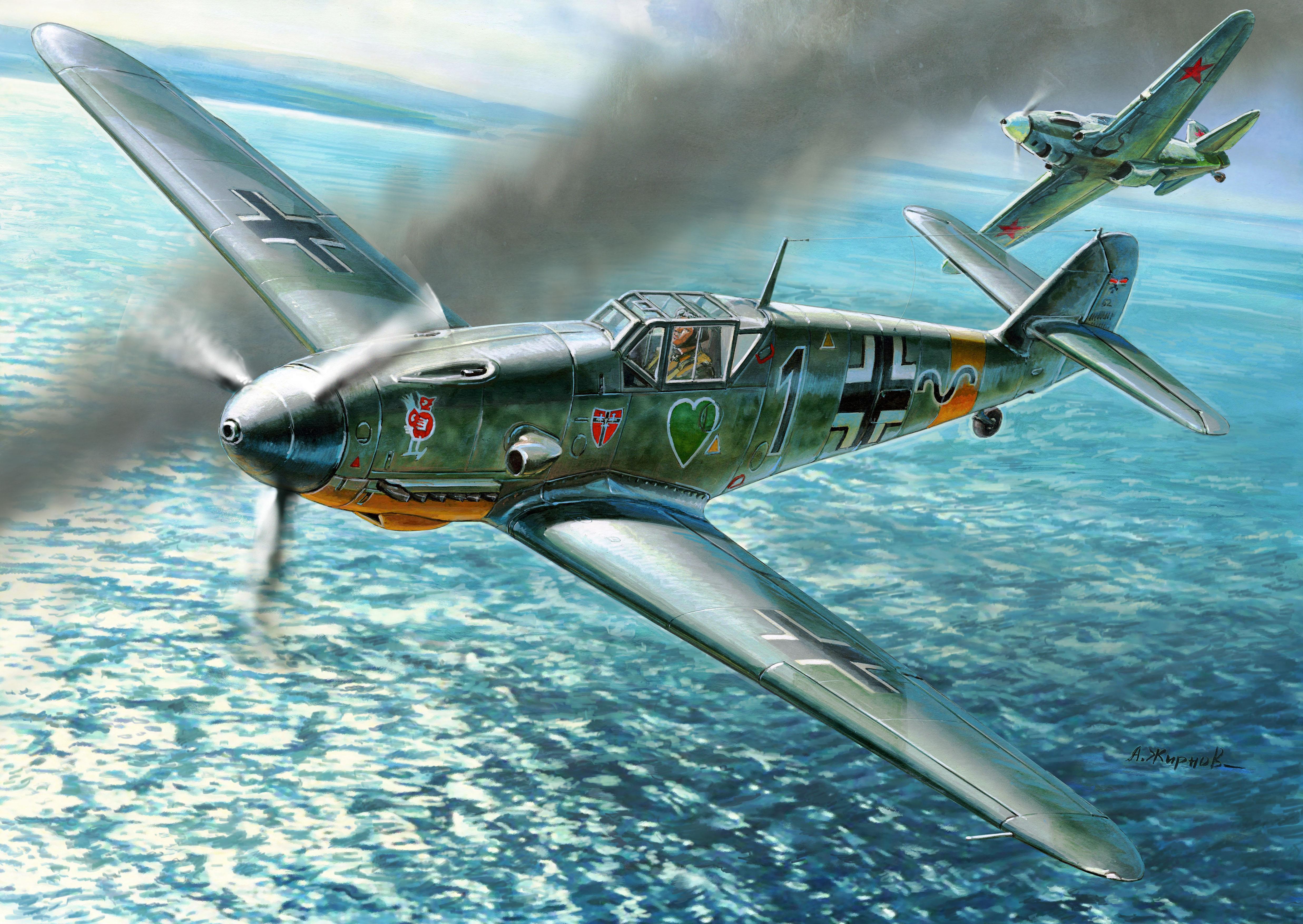 1:48 Bf 109 F-4